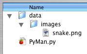 Python folders