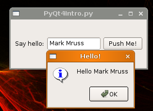 An Introduction to PyQt: creating GUIs with Python's QT bindings